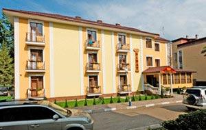 Отель в Моршине